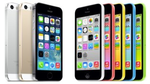 Apple iPhone 5s 5c